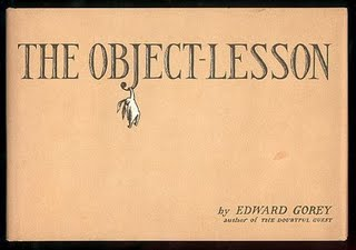 Object lesson front